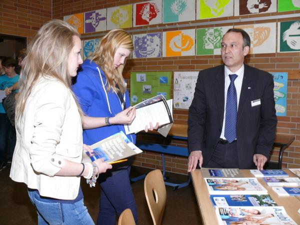 9. Berufsinformationsbörse der Boeselager-Realschule Ahrweiler