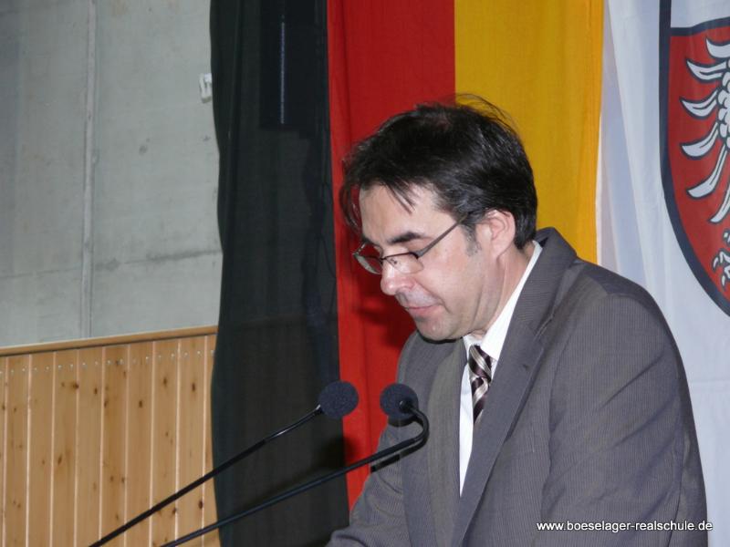 """Festakt """"50 Jahre Realschule in Ahrweiler"""""""