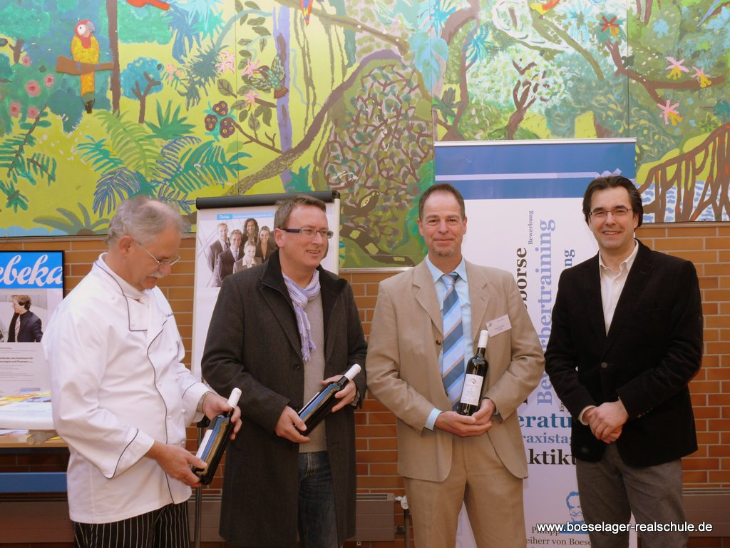 Jubiläum - 10 mal dabei: Klaus-D.Schultz, Ralf Breuer, Frank Weiler