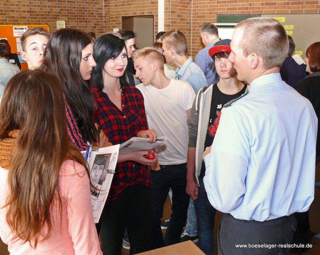 Schule trifft Wirtschaft 2014