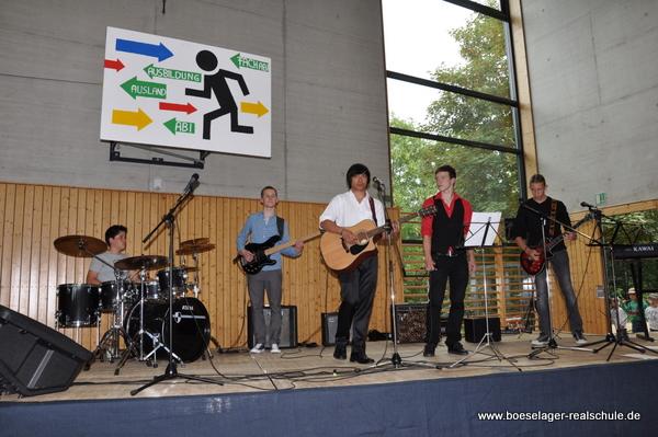 Zehner-Band