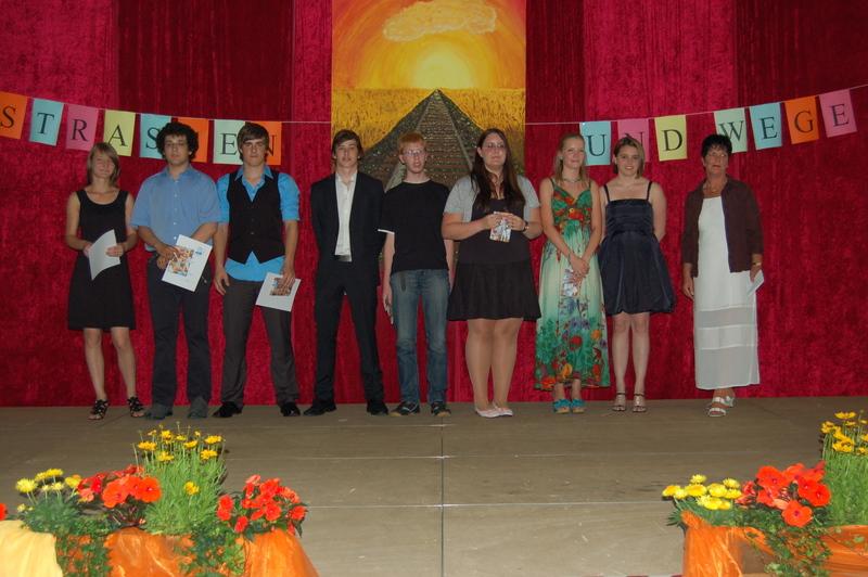 Abschlussfeier 2010