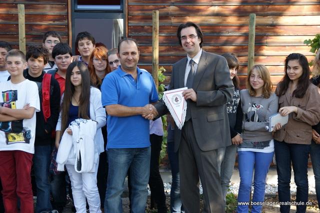 Türkei-Austausch 2011