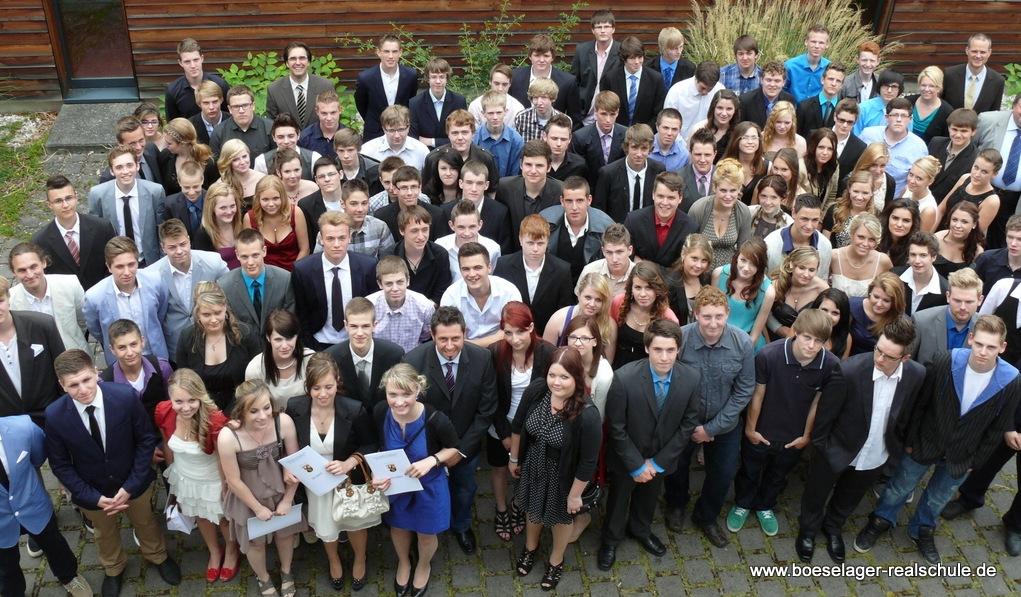 125 Schüler der Boeselager-Realschule Ahrweiler haben Weichen gestellt