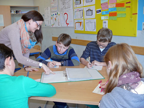 Boeselager-Realschule macht Sechstklässler fürs Gymnasium fit