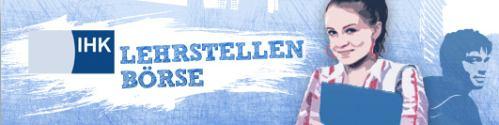 Lehrstellenbörse der Industrie- und Handelskammer Koblenz