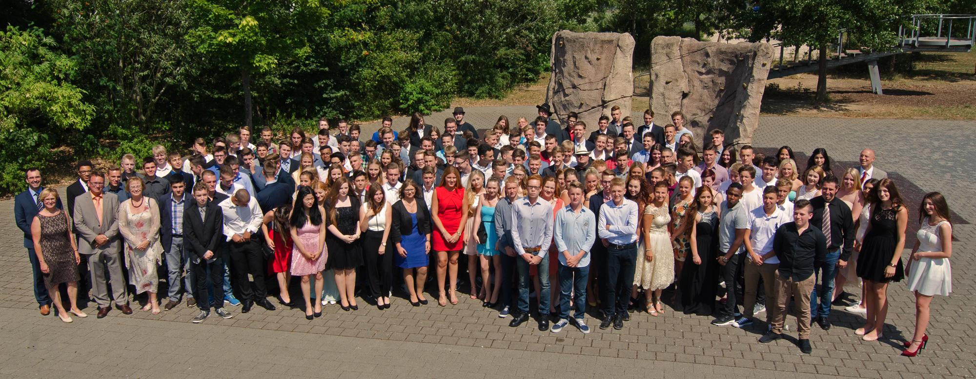 166 Absolventen verlassen die Boeselager-Realschule