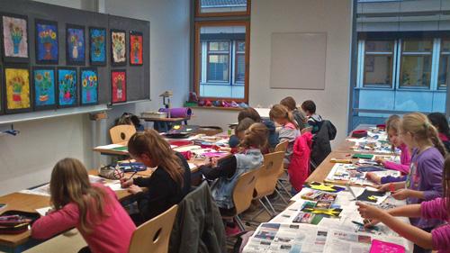 """Neu: Schwerpunkt """"Künstlerisches Gestalten"""" an der Boeselager-Realschule"""