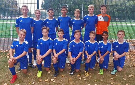 Boeselager-Fußballer starten erfolgreich in die neue Saison