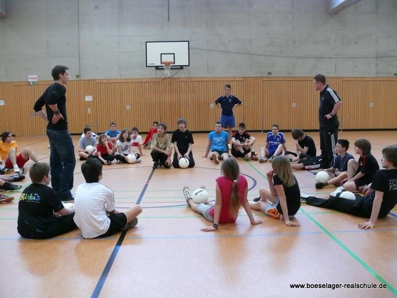 Sport mit Manuel Hartmann von der TuS Koblenz