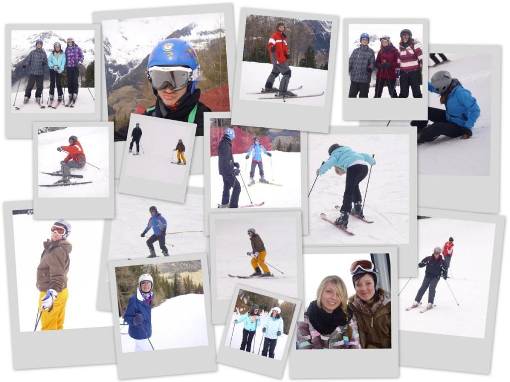 WpF-Sport-Kurs auf Ski-Fahrt im Ahrntal
