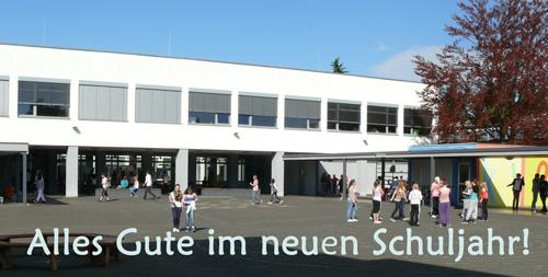 Alles Gute im neuen Schuljahr!