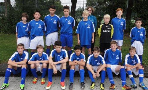 Turniersieger ohne Gegentreffer - unser Wettkampf III-Team