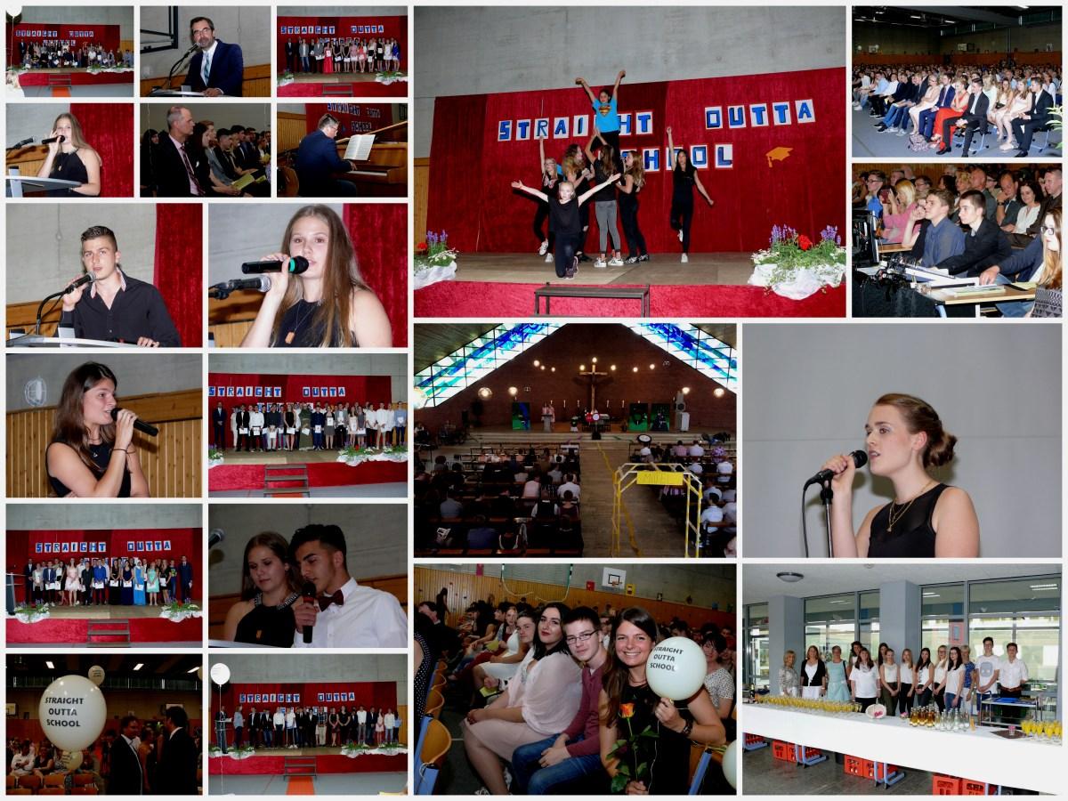 Abschlussfeier 2016 - zum Vergrößern anklicken...