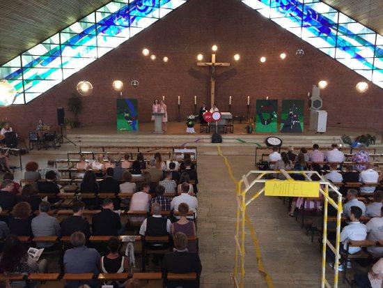 Ökumenischer Abschlussgottesdienst in der St. Pius-Kirche
