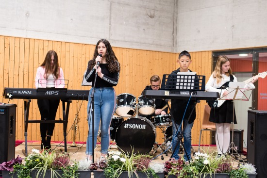 Schulband der Boeselager-Realschule