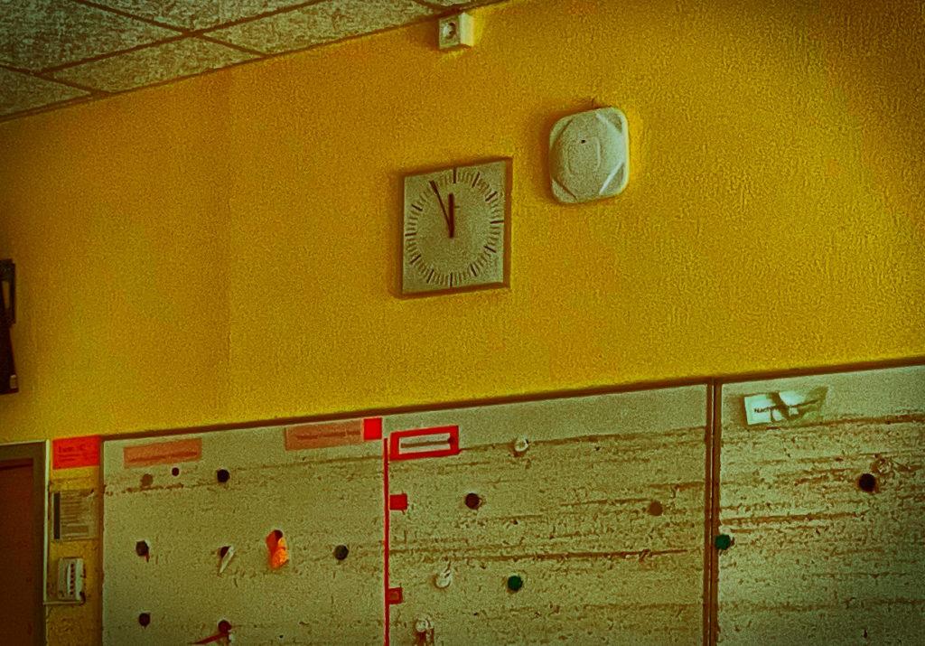 Das war der Zeitpunkt, als die Uhr stehen blieb... Leider sind wir hier an der Ahr drüber :-) – © Ralf Breuer